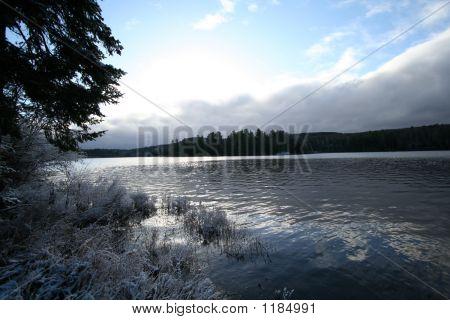 Lake Reflecting