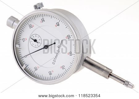 Measuring Instrument, Micrometer, Clipping Path
