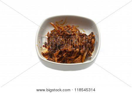 Chili  Paste Thailand
