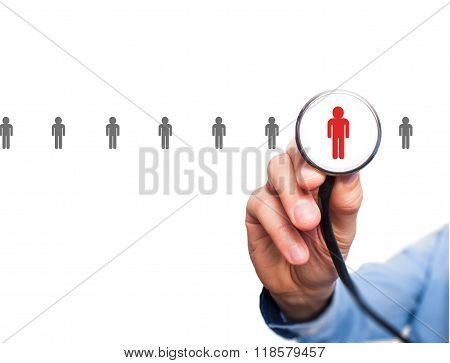 Doctor Hiring Personnel