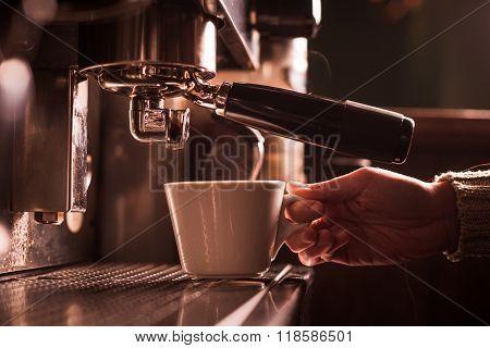Espresso Making Machine