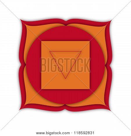 Symbol Of The Root Chakra