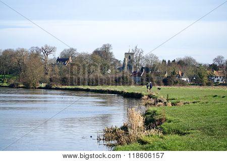 Fen Ditton, Cambridgeshire, Ditton Meadows
