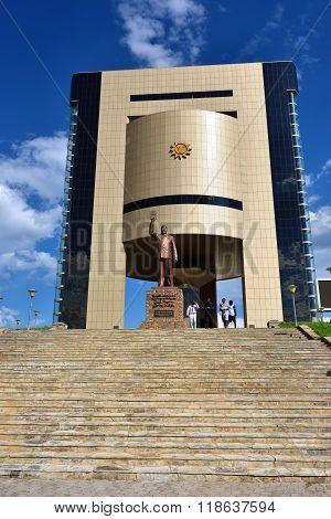 Independence Museum In Windhoek