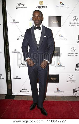 LOS ANGELES - FEB 10:  Mo McRae at the African American Film Critics Association 7th Annual Awards at the Taglyan Complex on February 10, 2016 in Los Angeles, CA