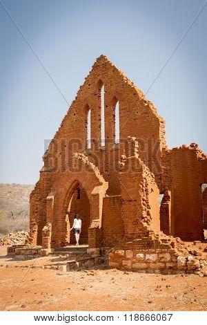 Old Palapye Church Botswana