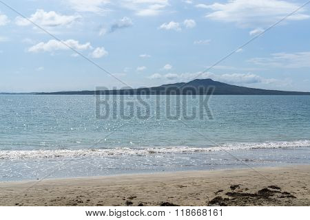 Auckland Beach View