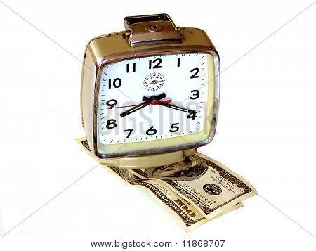 time versus money
