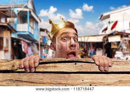 Pauper king