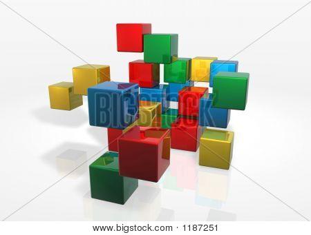 Cubes Massive Attack