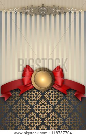 Gift Or Greeting Card Design.