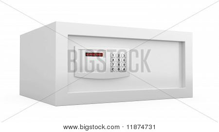 Safe With Digital Lock