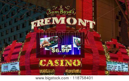 Sam Boyd's Fremont Casino