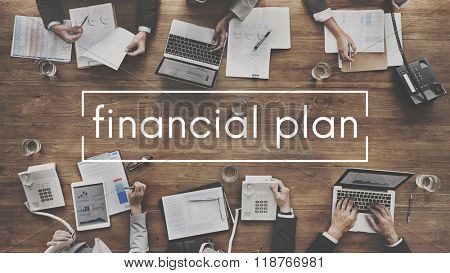 Finance Financial Plan Future Ready Concept