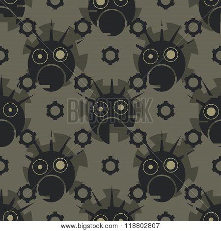Decorative Pattern. Vector