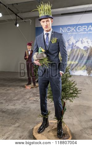 Nick Graham - Fall 2016 Collection