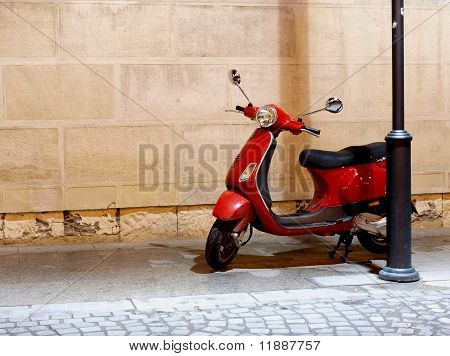 Rot Scooter