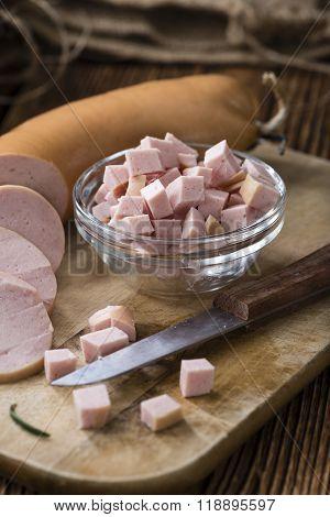 Sliced Sausage (baloney)