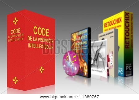 French Code of Intellectual Property