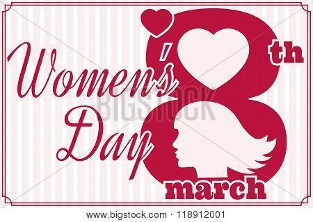 Women's Day.Women's Day Vector. Women's Day Drawing. Women's Day