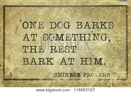 Dog Barks Cp