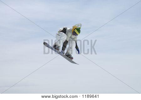 Snowboard Indygrab