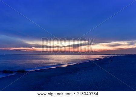 Coney Island Beach - Brooklyn, New York