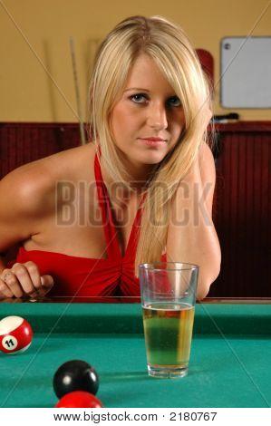 Blond Hottie
