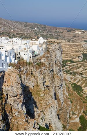 Folegandros Town