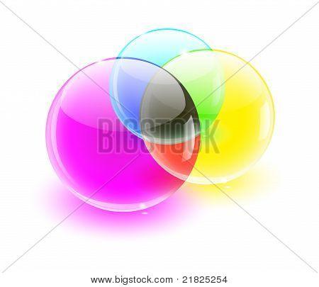 Color Balls Color Mix