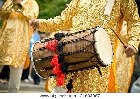 Dhol Drum