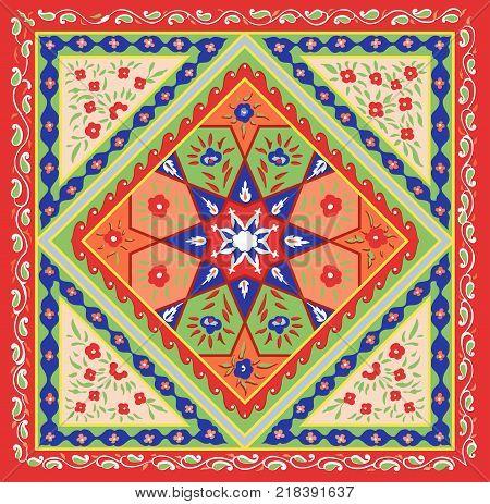 tajik design, Eastern Persia, Uzbekistan peasant traditional style