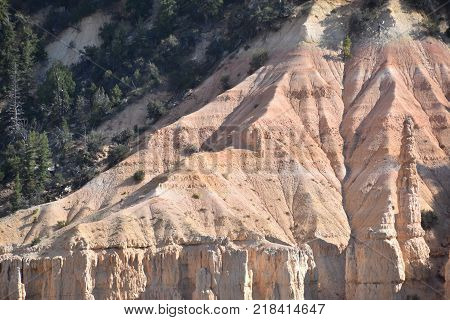 Fairyland Point at Bryce Canyon National Park in Utah