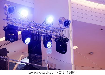 Led Lighting Equipment, Led Par Stage Professional Lighting Device Colored
