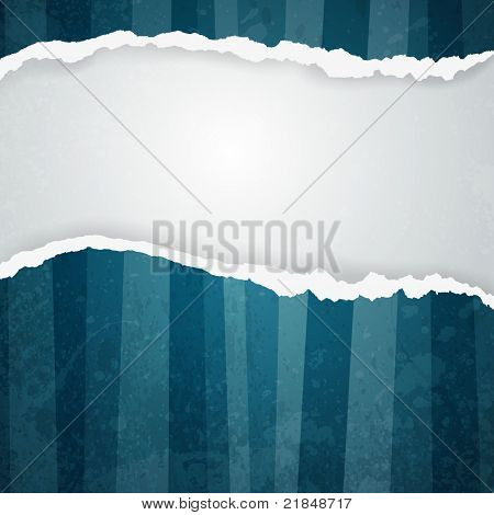 ripped paper - abstract background
