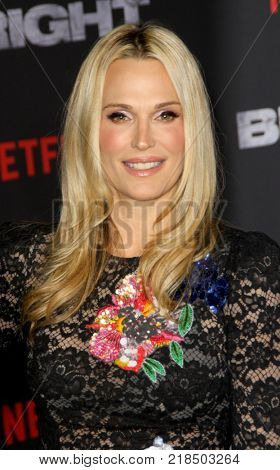 Molly Sims attends the Netflix