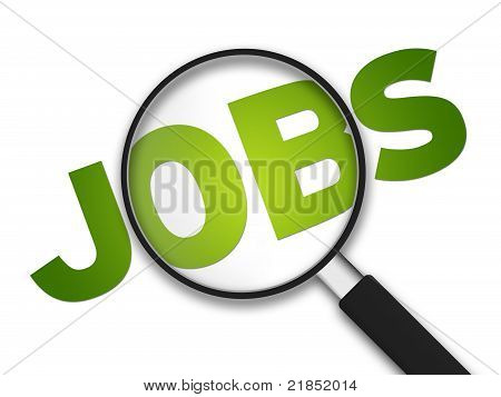Magnifying Glass - Jobs