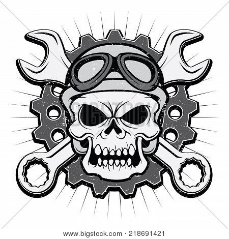 Save Download Preview skull print/skull logo/skull illustration/evil skull/concert posters/skull canvas print/skull tattoo/skull art/watercolor skull/Black grunge vector skull/Human skull on isolated white background/T-shirt Graphics