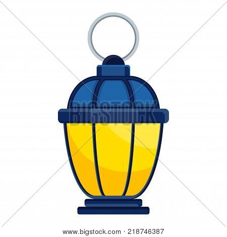 Lantern Oldfashioned Blue