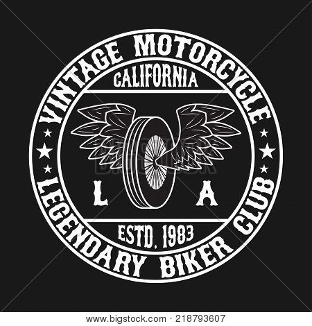 California Motorcycle Vector Photo Free Trial Bigstock