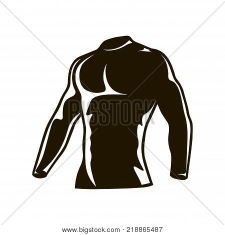 compression men suit Men Cycling Winter fleece Thermal Compression Top