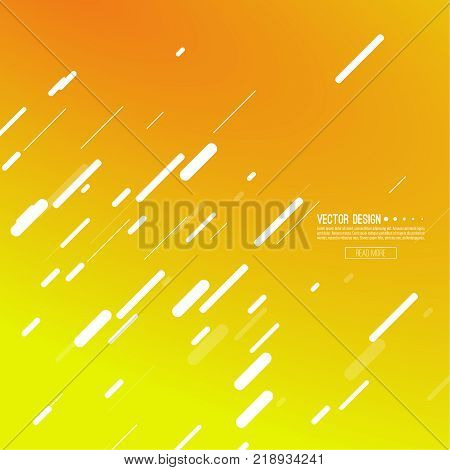 Abstract modern background with diagonal slashes stripes. Concept new technology and dynamic motion. For cover book, brochure, flyer, poster, magazine, booklet, leaflet.  Modish vector backdrop.