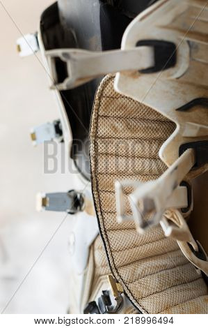 Dirty Motocross Boots