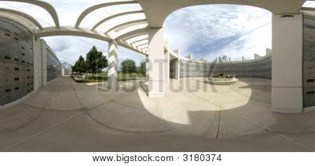 Garden Crypt Mausoleum