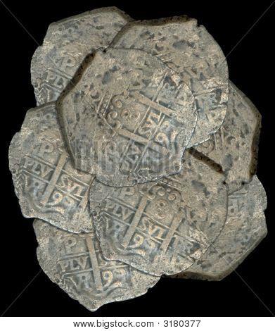 Spanish Treasure Eight Reale