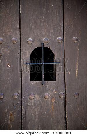 Medievil Door