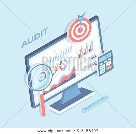 Audit, Analysis, Analytics,data,workplace,3d, Account, Accounting, Assessing,  Auditing, Auditor, Ba
