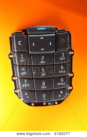 Mobile Phone Spare Part - Keypad