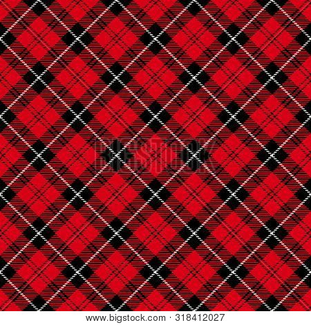 Tartan  Plaid  Seamless Pattern Background.