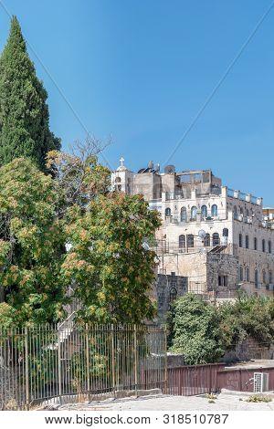 Sacred Places Of Jerusalem, Israel Stock Photo